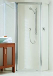 Dimension shower screen