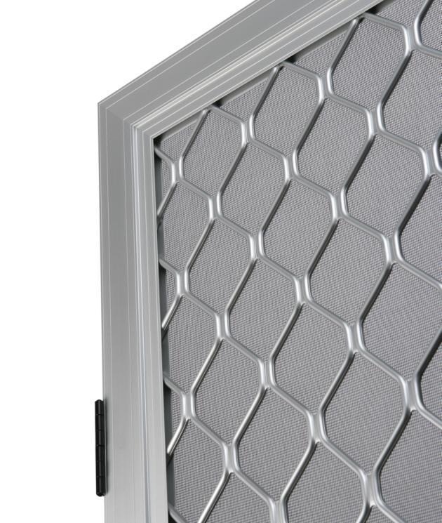 Exterior sliding door - Security Screens Blinds One