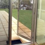 SupaScreen hinged security door