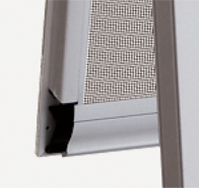 SupaScape Fire Egress Security Screen